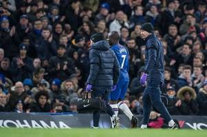 n'golo kante's influence laid bare as latest injury setback causes frank lampard problems