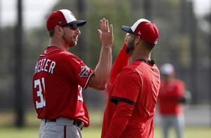 Nats' Max Scherzer to face Astros in exhibition opener