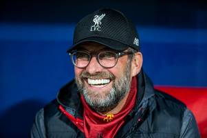 liverpool boss jurgen klopp sends 'welcome to anfield' warning to atletico madrid