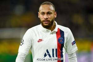 neymar blasts psg for recent lack of game time after borussia dortmund defeat