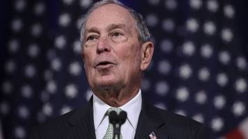 Mike Bloomberg Faces Backlash For Previous Support Of Stop-And-Frisk