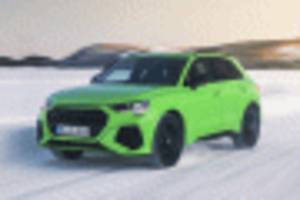 400-horsepower audi rs q3 ruled out for us