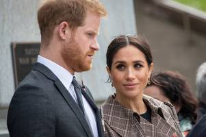 'sussex royal' label that meghan and harry use is 'being reviewed'