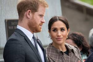 prnce harry and meghan markle's use of sussex brand being 'reviewed'