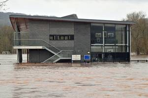 flooding latest in worcestershire, herefordshire and monmouthshire as river levels on wye and severn continue to rise
