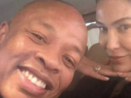 """dr. dre reveals how he spent his birthday + what he asked his wife to cook up: """"i decided to just keep it low-key"""""""
