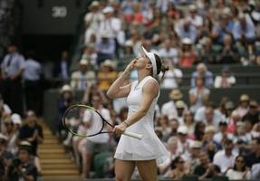dubai tennis: simona halep digs deep to overpower ons jabeur