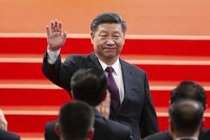 xi wants more protection, care for medical workers