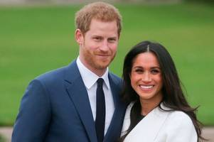 Harry and Meghan may be banned from using Sussex Royal as their brand