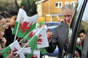 prince charles is visiting newport to open a factory