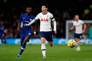 the tottenham hotspur threats chelsea will now have to deal with after son heung-min's injury