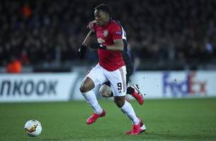 Man United held 1-1 at Brugge in Europa League; Inter wins