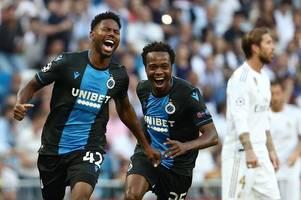 Club Brugge troll Man Utd with Champions League post ahead of tonight's match