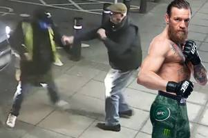 ufc fans joke conor mcgregor's 'found next opponent' as old man fights off mugger