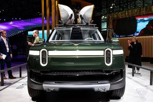 rivian loses its first cto, a veteran apple exec who helped create the iphone
