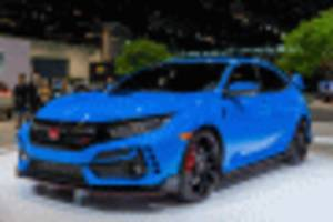 2020 honda civic type r brings upgrades, track-focused flagship