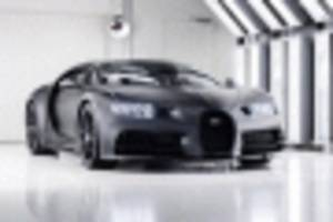 bugatti reaches midway point in chiron's lifecycle