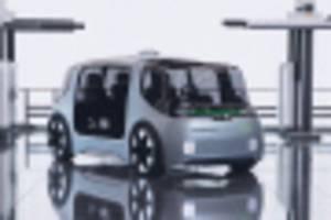 jaguar land rover latest to unveil a self-driving shuttle