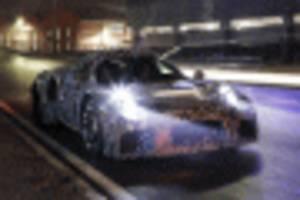maserati mc20 to be mc12's successor and it will go racing