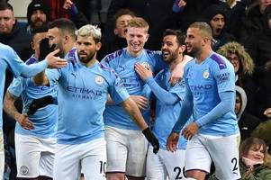 'Tour de force' - Manchester City scouting report ahead of Leicester showdown