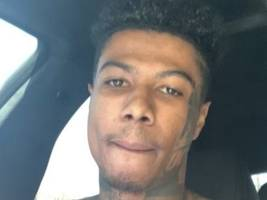"blueface gives everyone visiting los angeles advice following pop smoke's murder: ""n****s die here every single day"""