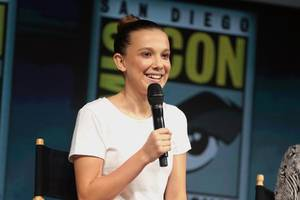 millie bobby brown has been 'sexualised' during her career