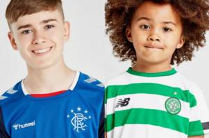 jd sports launches massive sale on kidswear including rangers and celtic clothing