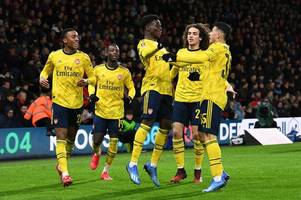 bernd leno perfectly sums up how arsenal fans feel about bukayo saka's future