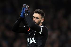 hugo lloris speaks out on what tottenham must do following son heung-min injury blow