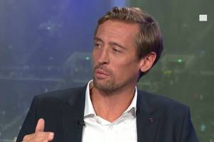 Peter Crouch on how far behind Tottenham are to Liverpool and Man City after RB Leipzig defeat