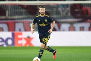 shkodran mustafi sends message to arsenal fans after clean sheet vs olympiacos
