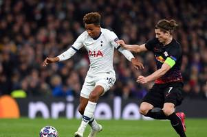 the tottenham player who could go under the radar and play a key role in son heung-min's absence