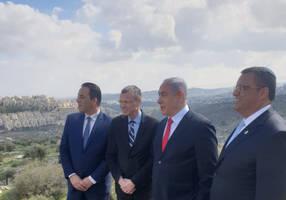 netanyahu announces 2,200 new housing units in jerusalem's har homa