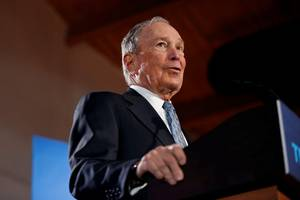 bloomberg is hiring from places like facebook, snapchat, and viacom as he throws unlimited money at his campaign