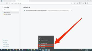 How to pin Microsoft Edge to your taskbar in Windows 10 or to your dock on a Mac