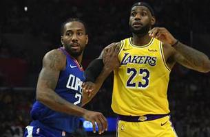 chris broussard favors the clippers over the lakers in a 7-game series