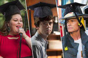10 highest and 11 lowest-rated primetime series among college-educated viewers
