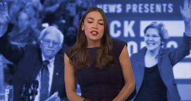 aoc throws down gauntlet to establishment dems, endorses slate of all-women progressive candidates