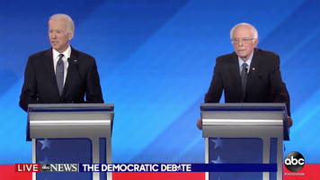 Stunning Poll Shows Joe Biden and Bernie Sanders Now Neck And Neck For Black Vote
