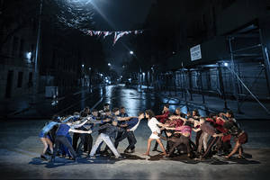 the new west side story is fresh, but also falls apart