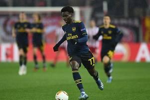 Arsenal boss Mikel Arteta outlines Bukayo Saka plans after Europa League win
