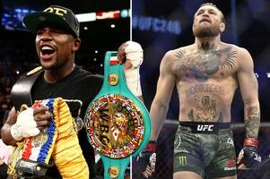 Floyd Mayweather in talks to fight Conor McGregor and Khabib in the same day