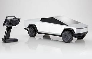 Hot Wheels announces a remote-controlled Tesla Cybertruck