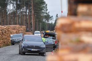 tesla's berlin gigafactory is back on track following environmental challenge
