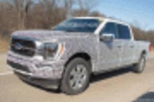 maserati mc20, czinger 21c, 2021 ford f-150: today's car news