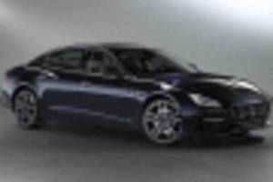 updated maserati quattroporte and levante to enter production in july