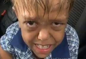 mom shares heartbreaking video of bullied 9-year-old son saying he wants to die, twitter rushes support him