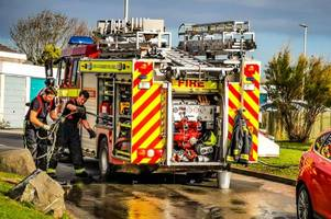 residents evacuated from torquay street after gas leak