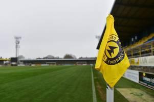 torquay united injured duo set to return after tough 'pre-season'
