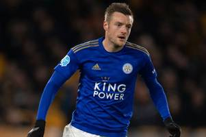 'perfect for him' – pep guardiola makes jamie vardy admission